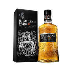 Scotch Whisky Highland Park 12 años 700cc