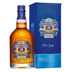 Whisky Chivas Regal 18 años 1 Litro 40º alc.
