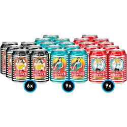 KIT REEPER: 24x Cervezas Reeper en Latas 330cc