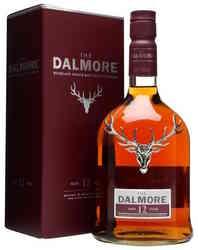 Whisky Dalmore 12 años 750cc 40º alc.