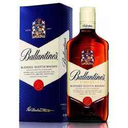 Whisky Ballantines Finest 750cc 40º alc.