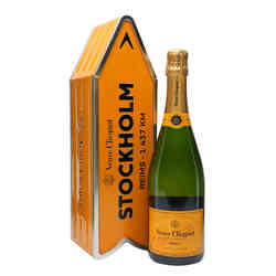Champagne Veuve Clicquot Arrow - Stockholm Brut 750cc