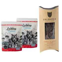 KIT La Lobería: 2 Lobitos + 1 Charqui Wagyu La Lobería