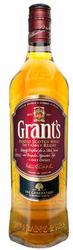 Whisky Grants Family Reserve 1000cc 40º alc.