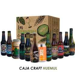 KIT Cervezas Craft Huemul: 12x Cervezas Artesanales Chilenas
