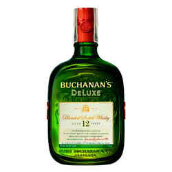 Whisky Buchanans 12 años 750cc 40º alc.